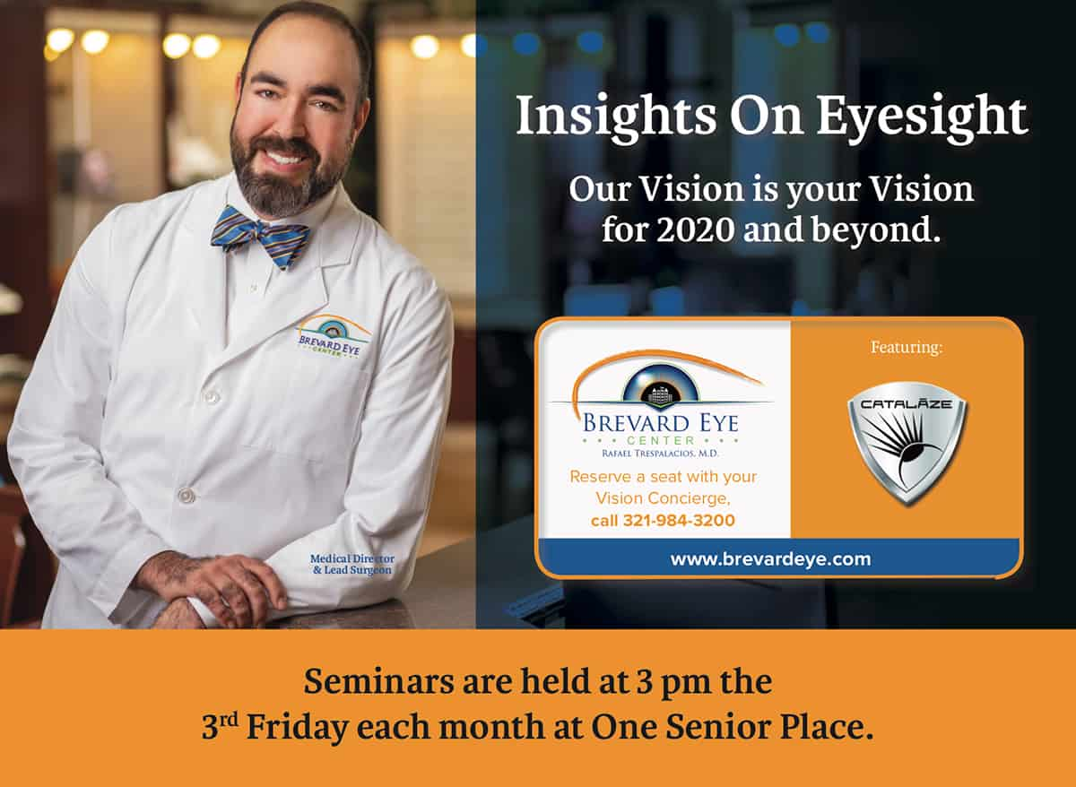 Educational Seminars at Brevard Eye