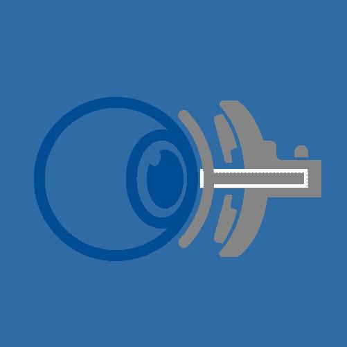 Eye receiving LipiFlow icon