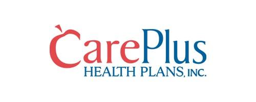 Care plus health plans insurance logo