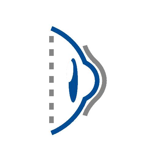 Ortho-K eye icon