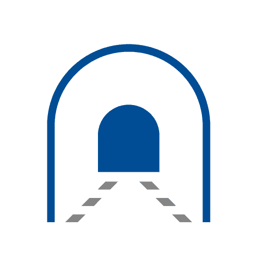 Tunnel vision icon