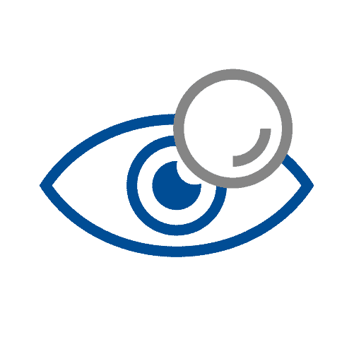 Scleral lenses icon