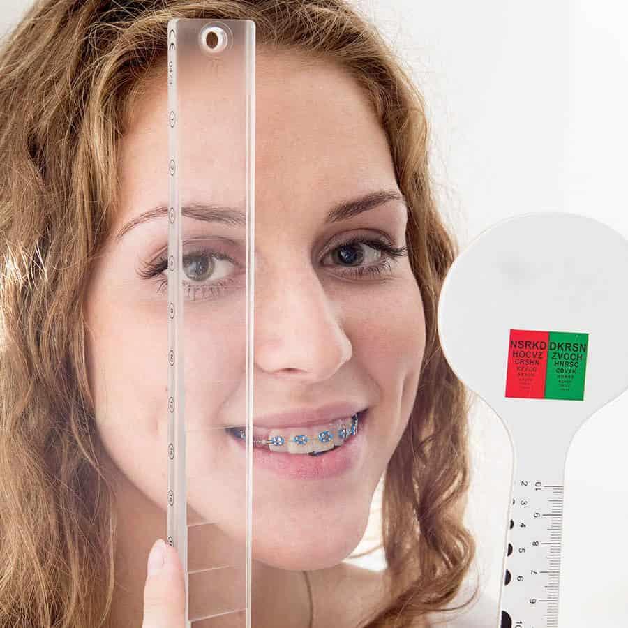 Binocular Vision Skills Assessment