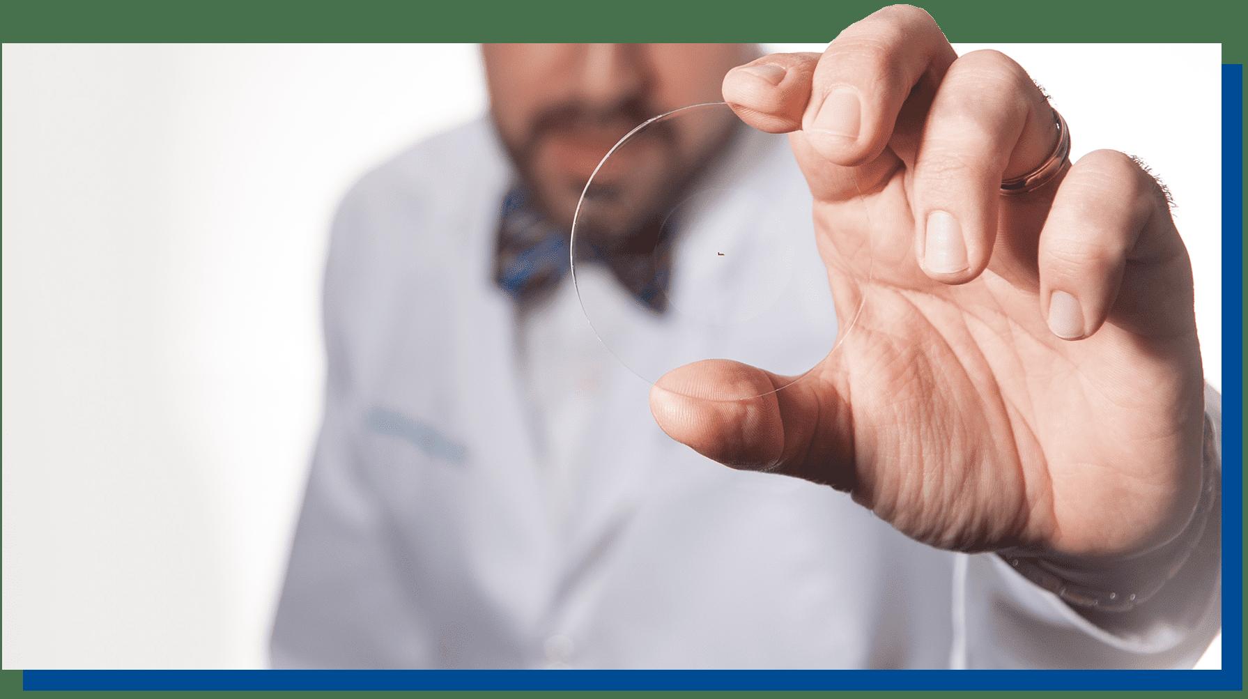 Visian® Implantable Contact Lenses