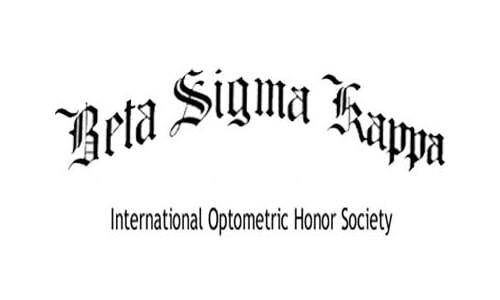 Beta Sigma Kappa Optometric Honors Society Logo